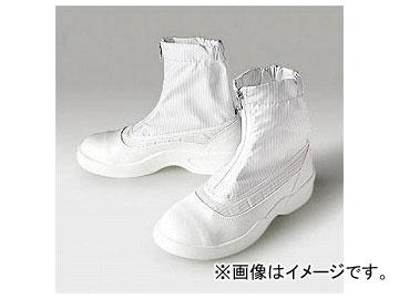 ゴールドウイン 静電安全靴セミロングブーツ ホワイト 26.5cm PA9875-W-26.5(7591659)