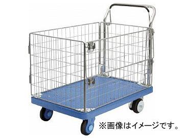 カナツー 静音PLA300・網M1・ドラムブレーキ付 PLA300-AMIMI-DB(7520191)