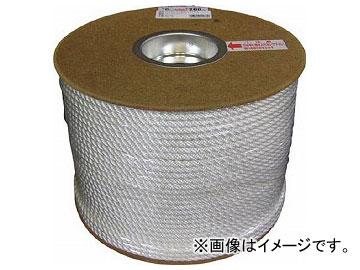 ユタカ ナイロン3打ロープドラム巻 6φ×200m PRJ-10(7541295)