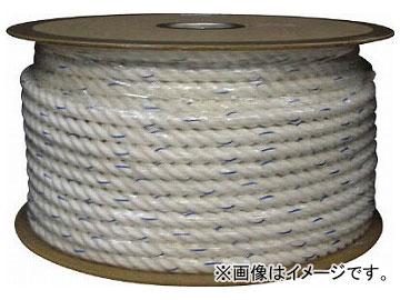 ユタカ ビニロンロープドラム巻 16φ×100m PRV-16(7541422)