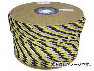 ユタカ 反射標識ロープ 12φ×100m PRYH-2(7541457)