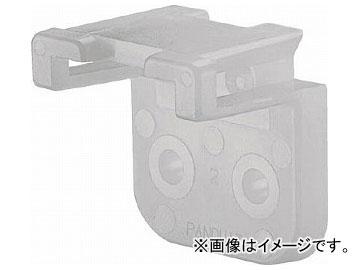 パンドウイット L字型固定具 M3ネジ RAMH-S6-D(4973925) 入数:1袋(500個)