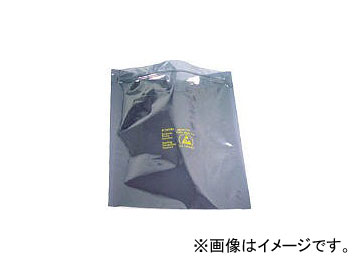 SCS 静電気シールドバッグ ジップトップタイプ 152×254mm SCC1000Z 6INX10IN(4106938) 入数:1箱(100枚)