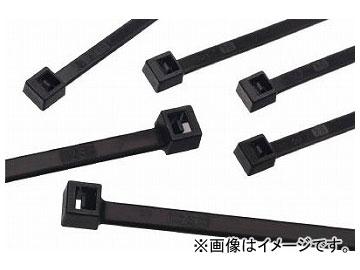 SapiSelco セルフィット 耐候性ケーブルタイ 9.0mm×1220mm SEL.UVV2.155R(7671679) 入数:1袋(100本)