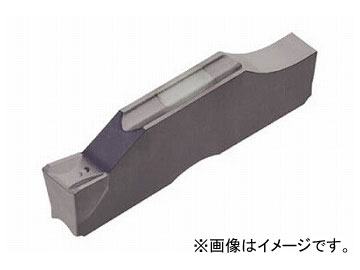 タンガロイ 旋削用溝入れTACチップ COAT SGM2-020-6R GH130(7061676) 入数:10個