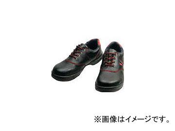 シモン 安全靴 短靴 SL11-R 黒/赤 27.5cm SL11R-27.5(3255611)