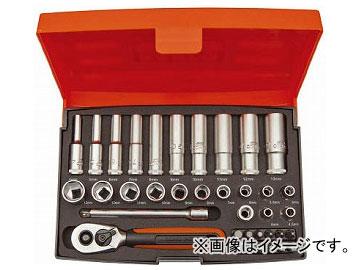 バーコ 1/4ソケットセット SL25L(4982002)