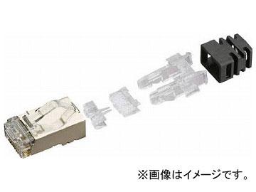パンドウイット カテゴリ6 シールド付きモジュラープラグ SPS688-C(4962842) 入数:1袋(100個)