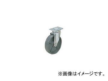スガツネ工業 重量用キャスター径152 自在SE(200-133-368) SUG-8-806-PSE(5840457)