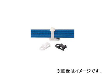 パンドウイット タイアンカー 耐候性ナイロン66 TA1S8-M0(4384091) 入数:1袋(1000個)