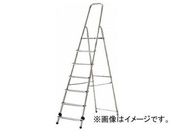 アルインコ 上枠付専用脚立 天板高さ140cm 最大使用質量150kg TBF7(7727534)