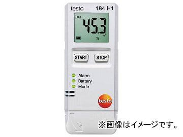 テストー 温度・湿度データロガ TESTO184H1(4941586)