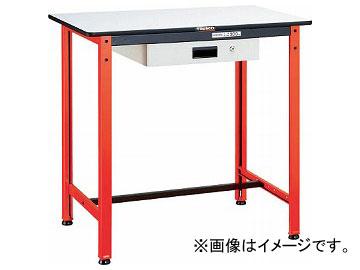 トラスコ中山 TFAE型立作業台 薄型1段引出付 900×600×H900 TFAE-1260UDK1(7703554)