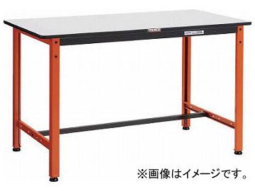 トラスコ中山 TFAEL型作業台 薄型1段引出付 900×600×H740 TFAEL-1260(7703571)