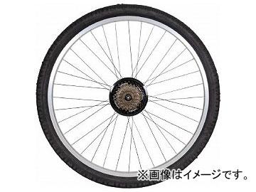 トラスコ中山 THR-5526用 ノーパンクタイヤ 後輪 THR-26TIRE-R(7680597)