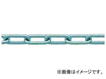 トラスコ中山 ユニクロカットチェーン 6.5mm×15m TIC-6515(4960068)