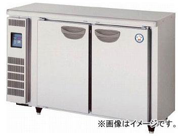福島工業 業務用超薄型冷蔵庫 170L TMU-40RE2(7592728)