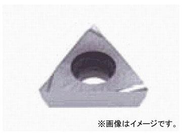 タンガロイ 旋削用G級ポジTACチップ TPGT080202L-W08 UX30(7068514) 入数:10個