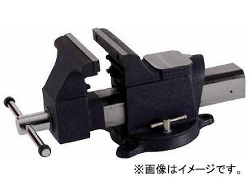 トラスコ中山 回転台付アンビルバイス(クイックタイプ) 150mm TVRQ-150(7623127)