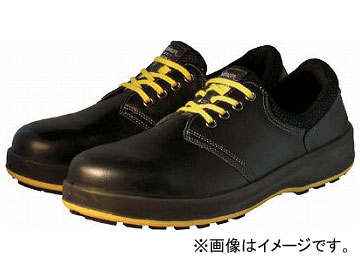 シモン 安全靴 短靴 WS11黒静電靴K 29.0cm WS11BKSK-29.0(7570724)