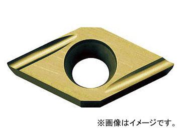 京セラ 旋削用チップ PV710 PVDサーメット CMT DCGT11T304EL-U PV710(8230123) 入数:10個