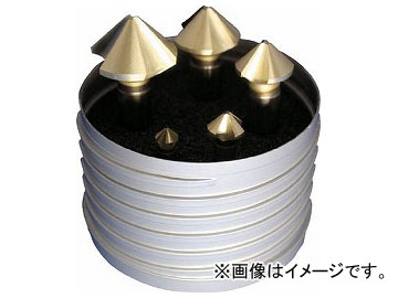 マパール MEGA-Countersink(CDS110) 不等分割 3枚刃 COS110-6.3-25-335C-SP345-SET(8217934)