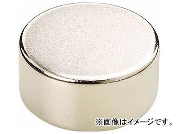 トラスコ中山 ネオジム磁石 丸形 外径40mm×厚み10mm TN40-10R-1P(7922124)