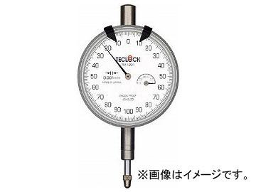 テクロック ダイヤルゲージ TM-1201F(7959427)