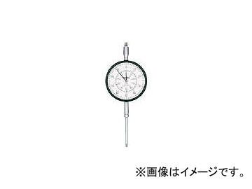 テクロック 径大長型ダイヤルゲージ KM-155D(7955987)