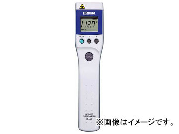 堀場 高精度 放射温度計(高温タイプ) IT-545NH(8109035)