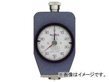 テクロック ゴム・プラスチック硬度計 GS-719R(7955502)