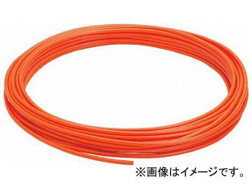 ピスコ ポリウレタンチューブ オレンジ 12×8 100m UB1280-100-O(8182358)