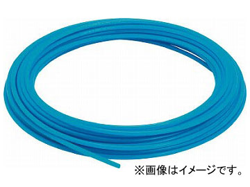 ピスコ ナイロンチューブ ブルー 10×7.5 100m NA1075-100-BU(8181431)