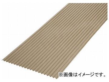 IRIS ポリカ波板 3尺 ブロンズ NIPC-307-BZ(5120349) 入数:10枚