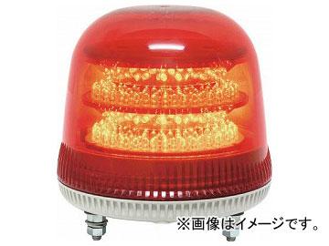 NIKKEI ニコモア VL17R型 LED回転灯 170パイ 赤 VL17M-200AR(8183309)