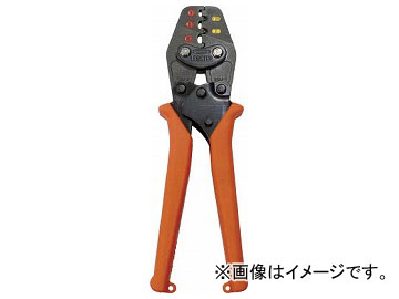 エビ マルチミニ圧着工具 AKM1(8187225)