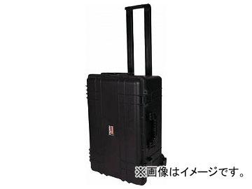 トラスコ中山 プロテクターツールケース キャスター付 黒 TAK28-T(8189505)