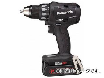 パナソニック 充電ドリルドライバー 18V 3.0Ah(黒) EZ74A2PN2G-B(7771703)