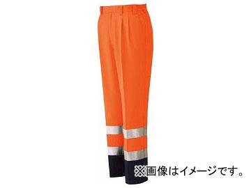 ミドリ安全 高視認 イージーフレックスパンツ オレンジ 3L VE 325-SITA-3L(7949600)