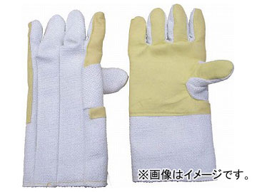 ZETEX ゼテックスアラミドパーム 手袋 35cm 2100008(7848382)