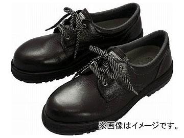 ミドリ安全 女性用ゴム2層底安全靴 LRT910ブラック 24.5cm LRT910-BK-24.5(7889623)