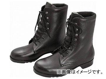 ミドリ安全 ゴム底安全靴 長編上 V213N 25.0cm V213N-25.0(8217947)