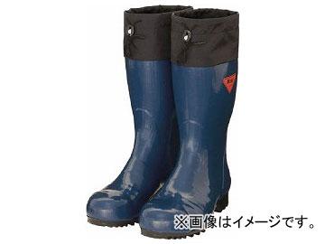 SHIBATA セーフティベアー500 ネイビー 26.0cm AB061-26.0(8275681)