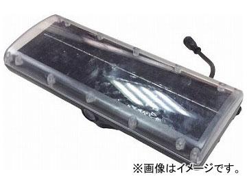 仙台銘板 ネオパワーVミニ軽量型矢印板用ソーラー電源 H110×W280mm 3093109(8184848)