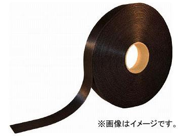 トラスコ中山 耐候性マジックバンド結束テープ 両面 幅40mm×長さ30m 黒 TMKT-40W-BK(8191537)