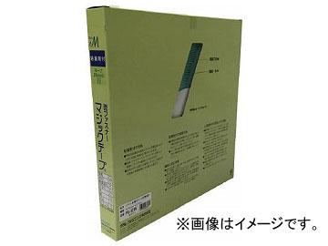 ユタカ 粘着付面ファスナー切売り箱 B 25mm×25m ホワイト PG-521N(7947135)