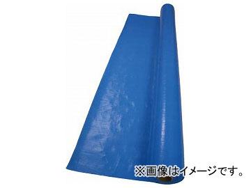 萩原 ターピークロスブルー#3000 3.6m幅×100m TPC36BL(7897693)