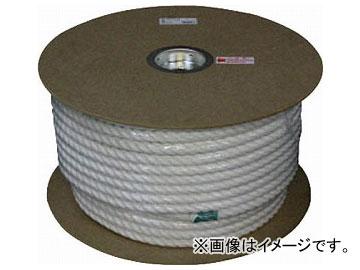 ユタカ ポリエステルロープドラム巻 16mm×100m PRS-16(7948018)