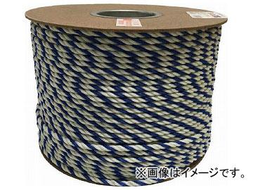 ユタカ ポリエチレンロープドラム巻 6mm×200m コンシロ PRE-106(7947551)