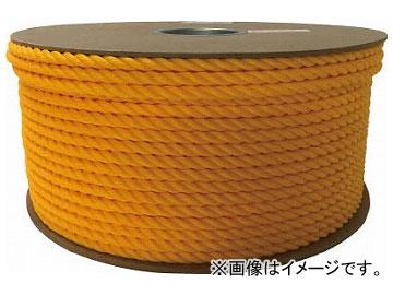 ユタカ ポリエチレンロープドラム巻 9mm×150m イエロー PRE-50(7947585)